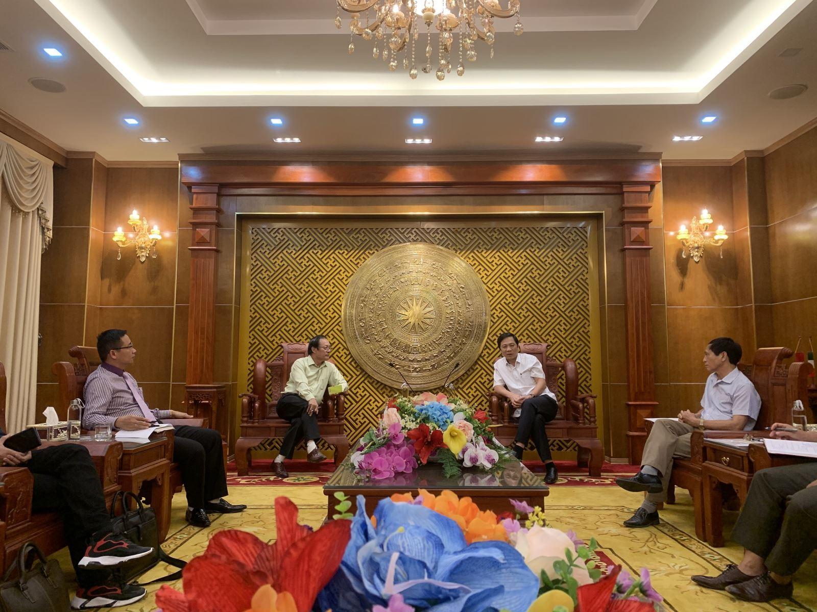Phó Chủ tịch UBND tỉnh Hoàng Nam khẳng định Quảng Trị sẽ nỗ lực để phát triển văn hoá ẩm thực của địa phương